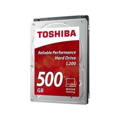 500GB 2 5IN 5400RPM L200 BULK