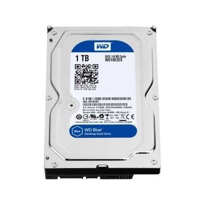 1TB BLUE 64MB - CAVIAR 3.5IN SATA 6GB/s 7200RPM