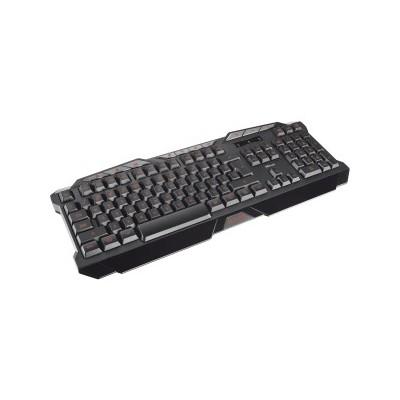 GXT 280 LED Illuminated Gaming Keyboard ES