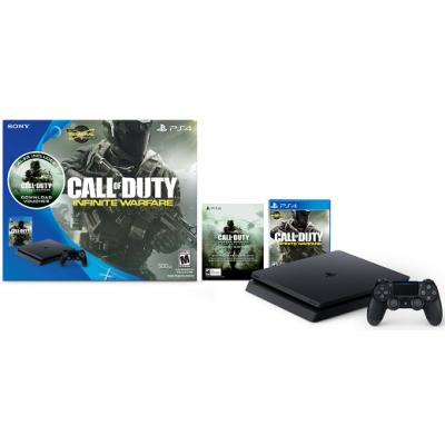 Consola PlayStation 4 Slim + COD Infinite Warfare