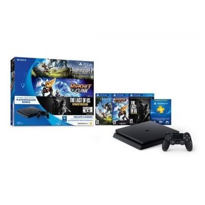 Consola PlayStation 4 Slim PS Hits Bundle