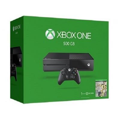 Consola XBOX ONE 500 GB FIFA 17 Bundle