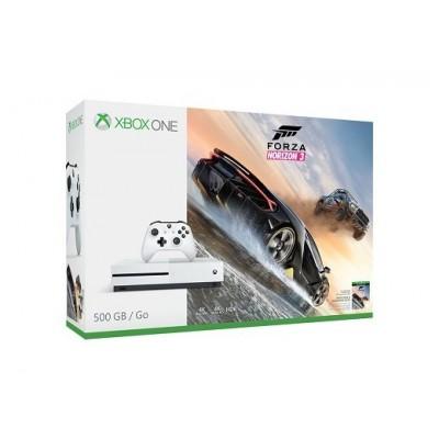 XBOX ONE S 500GB + Forza Horizon 3 + 3 Meses Live