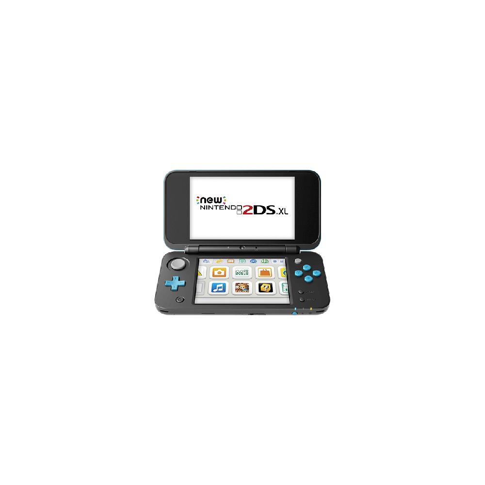 Consola New Nintendo 2DS XL Black Turqoise