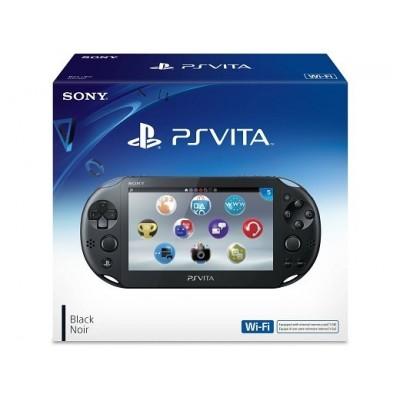 Consola Playstation Vita Slim WIFI Black